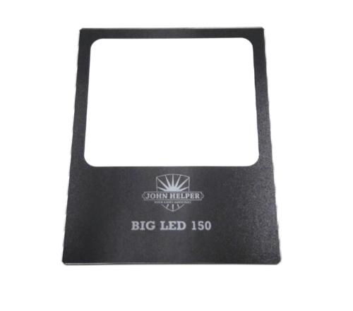 John Helper glas voor BIG LED 150 matglas