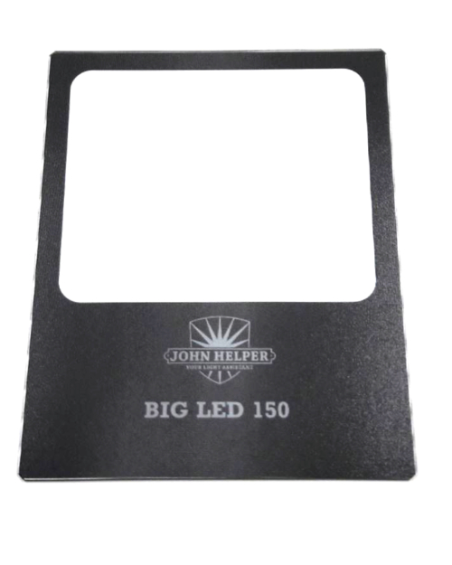 John Helper glas voor BIG LED 150 matglas