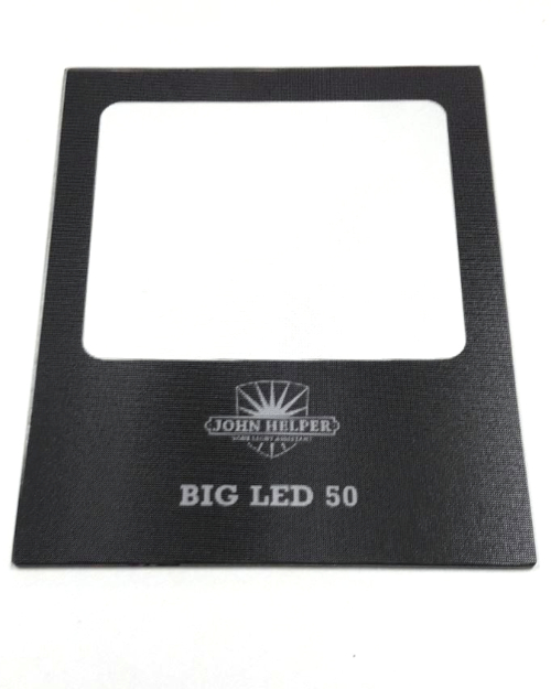 John Helper glas voor BIG LED 50 matglas