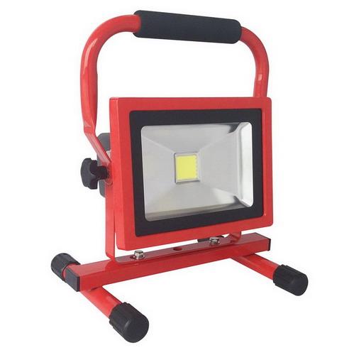 Nova ZJ20R oplaadbare LED bouwlamp 20 Watt