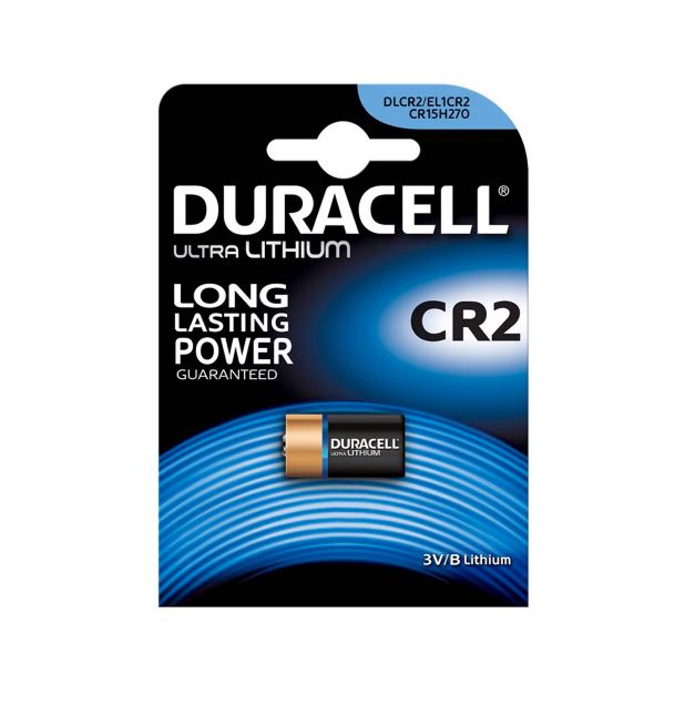 Duracell High Power Lithium CR2 batterij