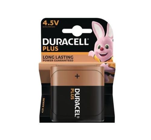 Duracell Plus 4.5V batterij