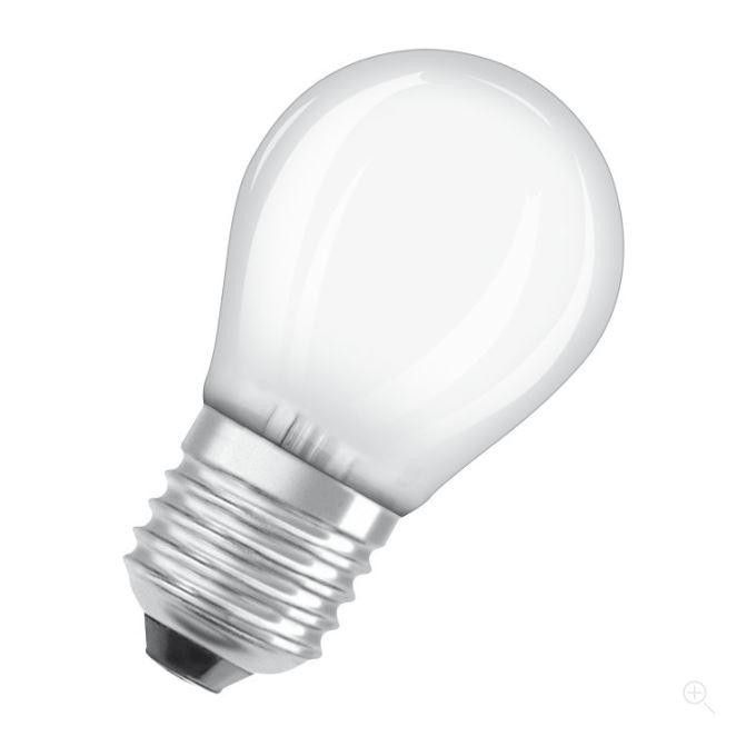 Ledvance LED Retrofit CLASSIC P 40 mat E27 2700K