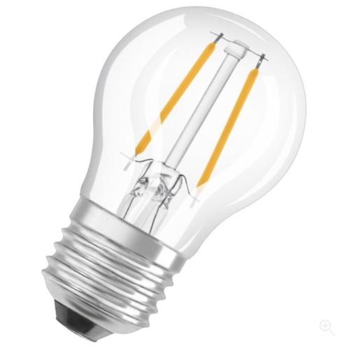 Ledvance LED Retrofit CLASSIC P 25 helder E27 2700K