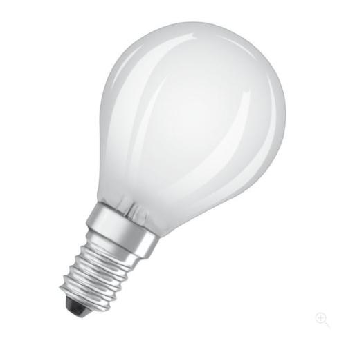 Ledvance LED Retrofit CLASSIC P 25 mat E14 2700K