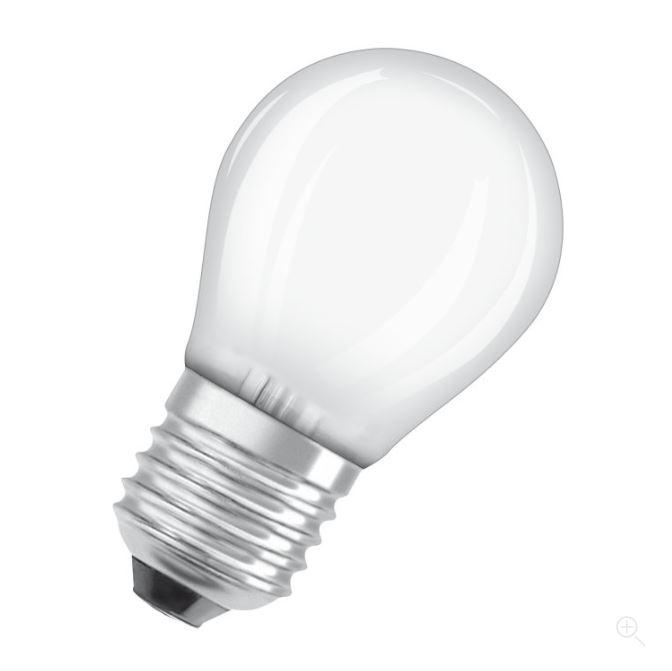 Ledvance LED Retrofit CLASSIC P 25 mat E27 2700K