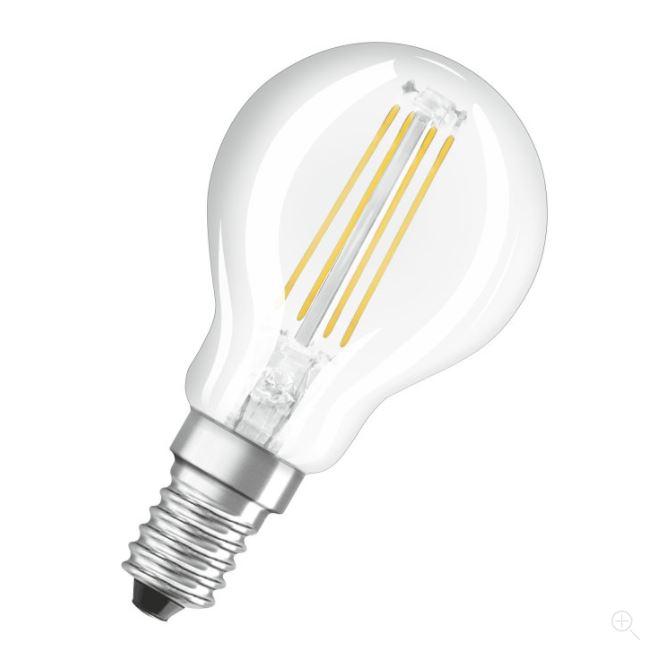 Ledvance LED Retrofit CLASSIC P 40 helder dim E14 2700K