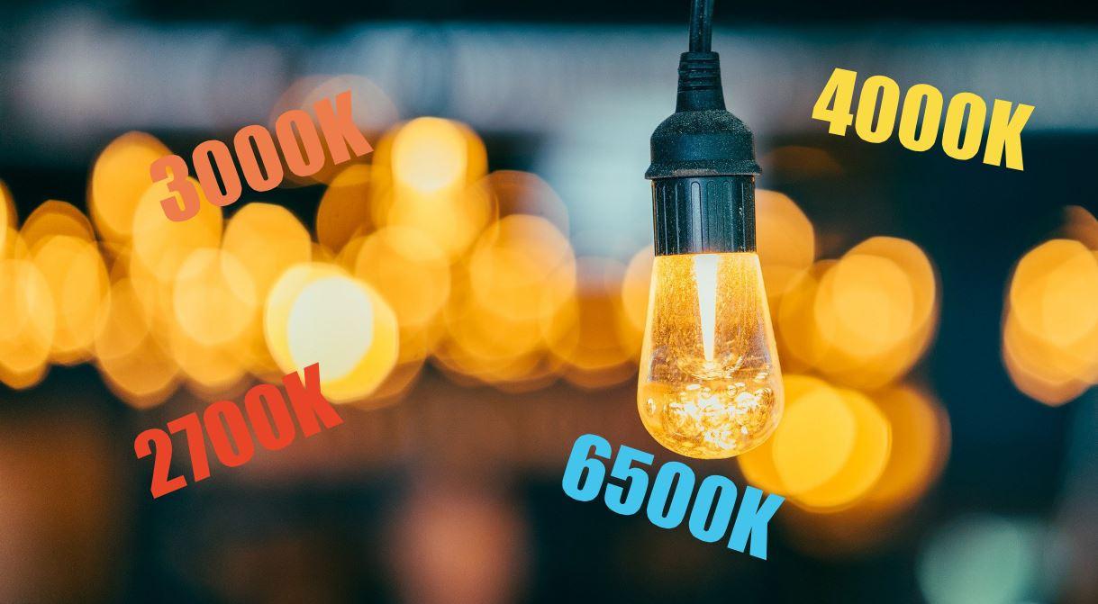 Kleurtemperatuur LED verlichting; hoe kies ik de juiste lichtkleur?