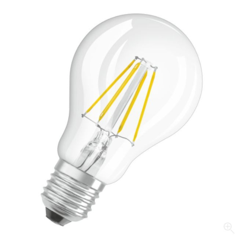 Ledvance LED Retrofit CLASSIC A 40 helder dim E27 2700K