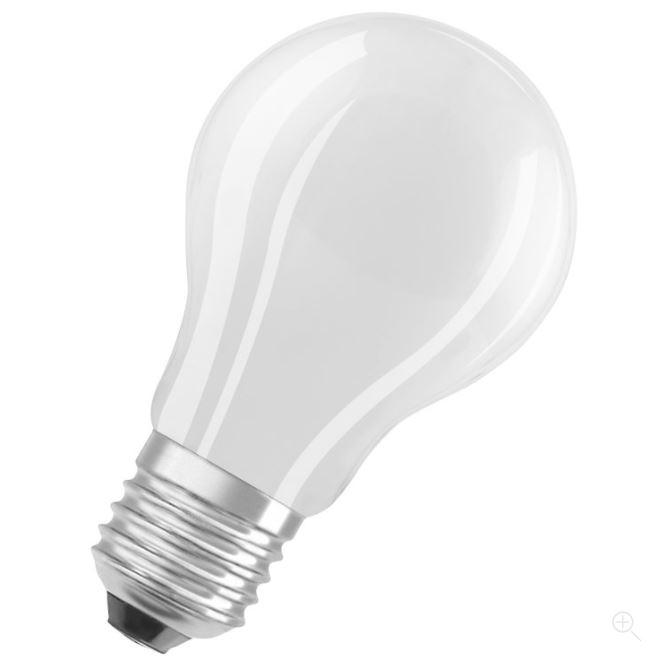 Ledvance LED Retrofit CLASSIC A 75 mat dim E27 2700K