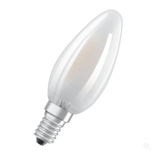 Ledvance LED Retrofit CLASSIC B 15 mat E27 2700K