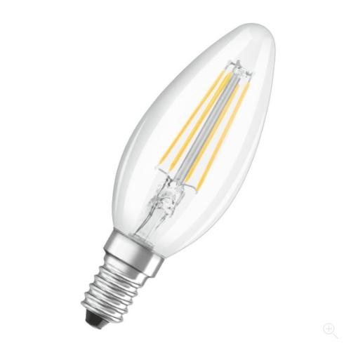 Ledvance LED Retrofit CLASSIC B 40 helder dim E14 2700K