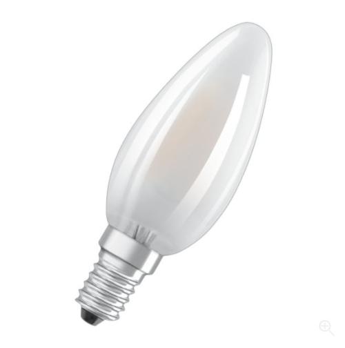 Ledvance LED Retrofit CLASSIC B 40 mat dim E14 2700K