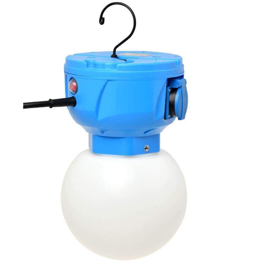 LED werklamp 360 graden
